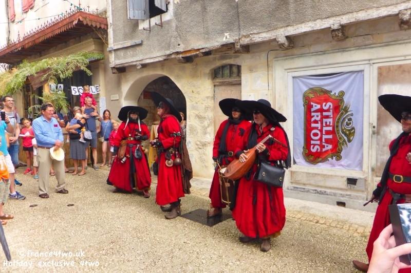 Monflanquin festival