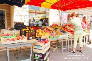 Enjoy the morning markets