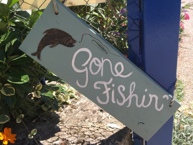 Welcome to Gone Fishin