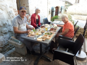Where To Eat Recommendations Between Agen and Villeneuve Sur Lot
