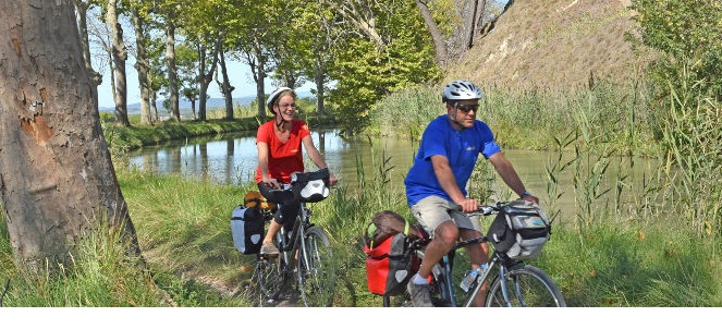 The Best Cycle Route in South West France