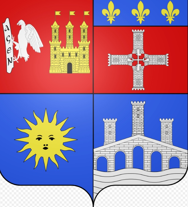 Coat of arms of the Lot et Garonne