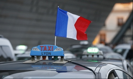 French Taxis Cost 2019
