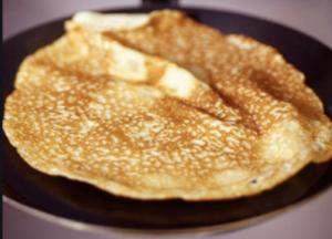 Pancake Chandeleur